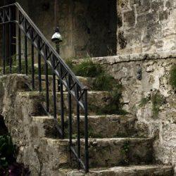 Steps at Pearl