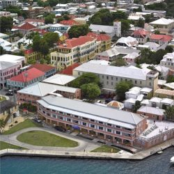 Christiansted Arial